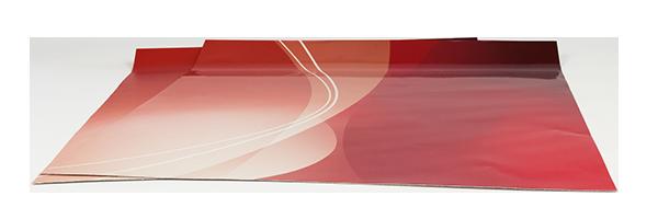 PVC-Aufkleber Musterbogen