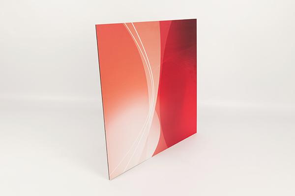 Aluminium-Verbund 3mm Muster