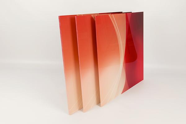 Acrylglas XT Muster