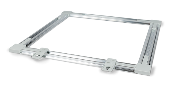 Aluminium-Aufhängerahmen
